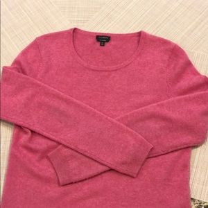 Cashmere sweater by Talbots